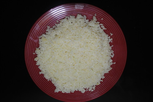Cauliflower Rice Peanut Stir Fry (2)