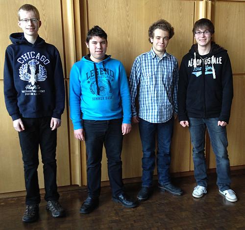 Dritte Mannschaft vom Spiel gegen Herrenberg 6