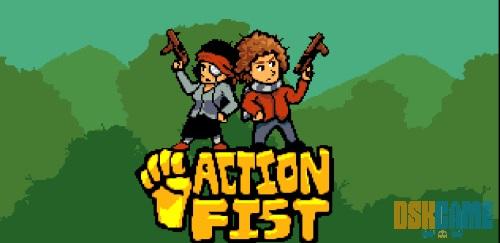 Presentación de Action Fist
