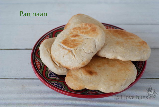 PAN NAAN: RETO BAKE THE WORLD