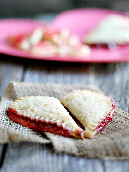 Strawberry mini Pies