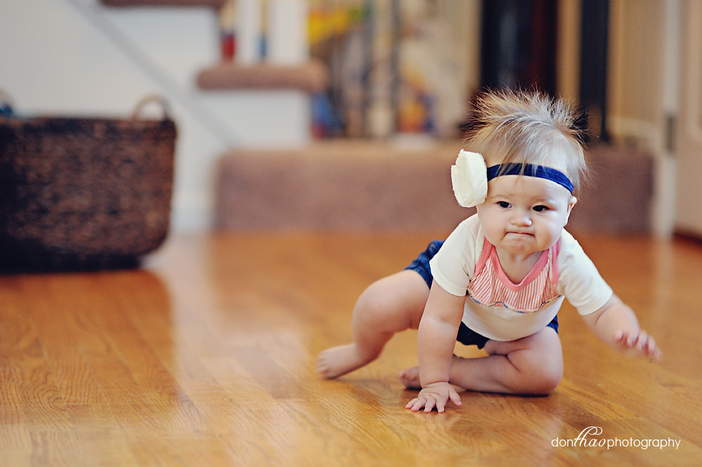 Rockford, Michigan Baby Photographer