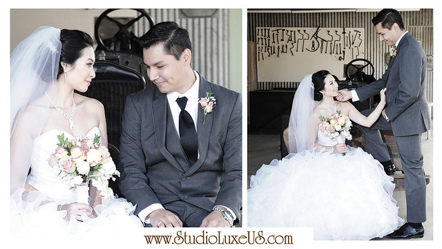 Alice & Johnathon Wedding