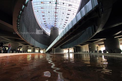 Museum Tsunami Aceh Karya Kang Ridwan Kamil
