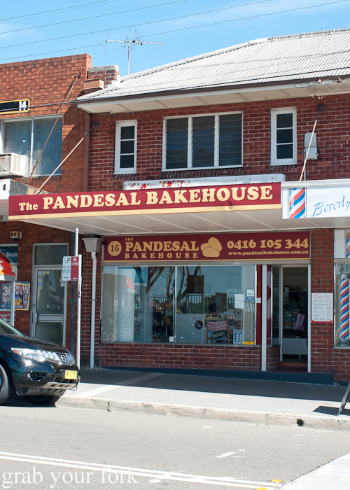 Pandesal Bakehouse, Beverly Hills