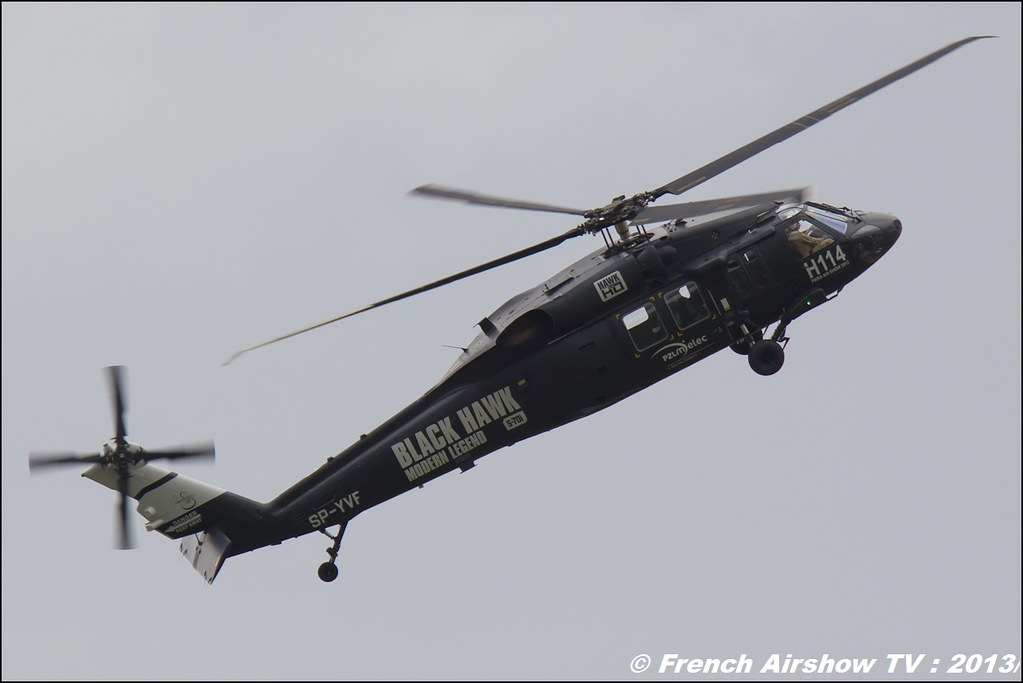 UH-60 Black Hawk,Salon du Bourget 2013,Paris Airshow 2013