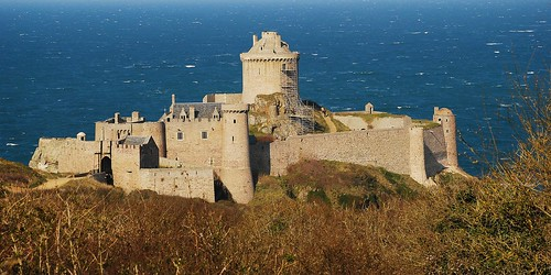 Fort la Latte in Brittany