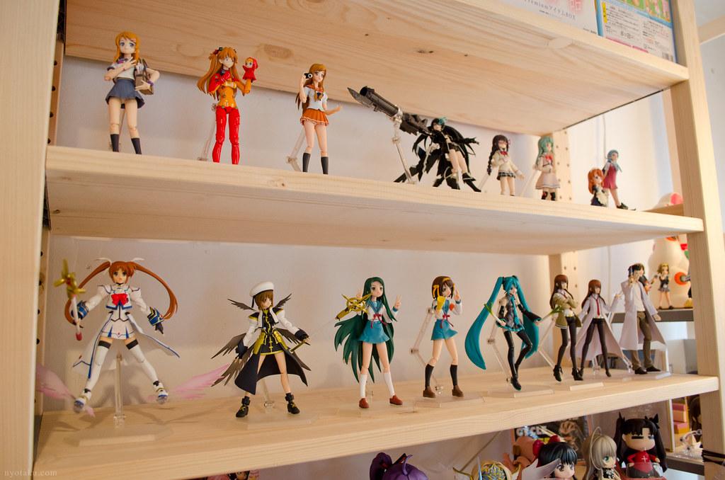 Figma Shelves