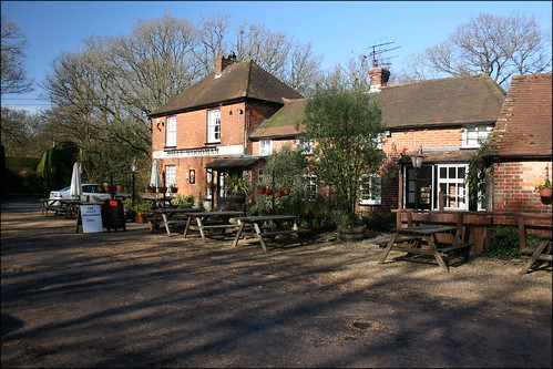 The Jolly Woodmand, Littleworth Common