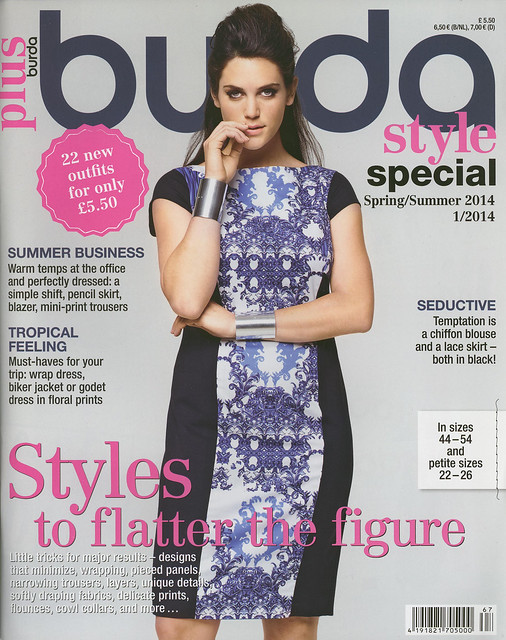 Burda-Plus-2014-SS_Front-Cover