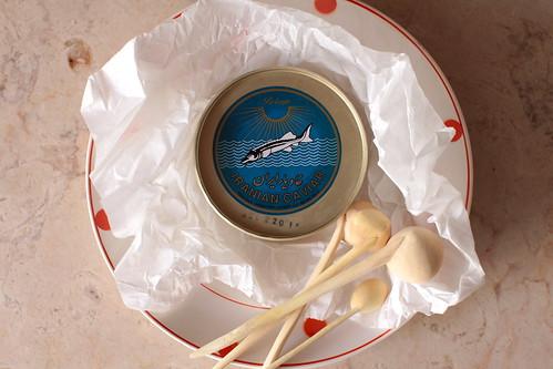O Caviar do Irão