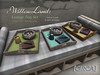 Group Gift - WillowLand - Lounge Tray Set - Group Gift