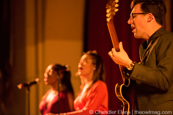 Nick Waterhouse @ American Legion Hall, LA 3/7/14