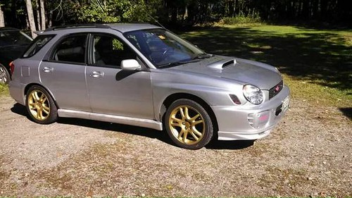 Operation Bugeye Sti Wagon Nasioc