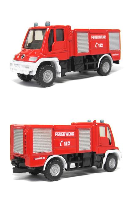 SIKU 1068 Unimog Feuerwehr