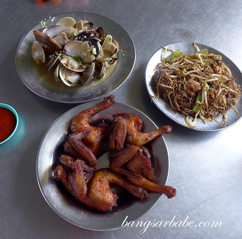 Ong Cheng Huat Seafood in Bagan Lalang, Penang - Bangsar Babe