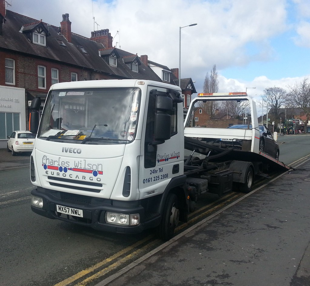 Image Result For Ford Transit Recovery Truck
