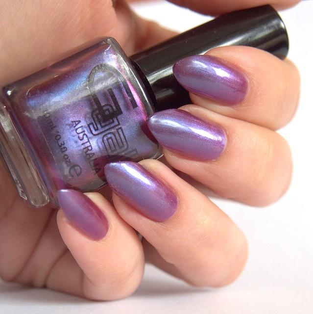 Hidden violet