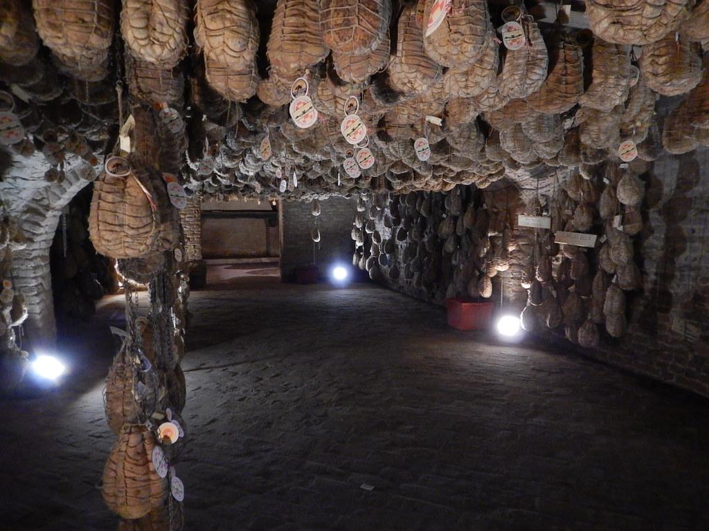 Salumi cellar