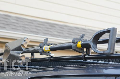 4runner Diy Tip Low Cost Shovel Mount For Aftermarket