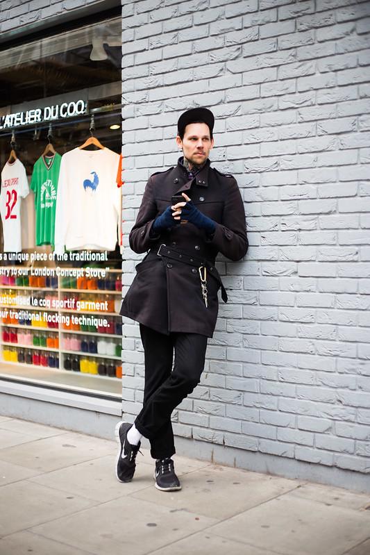 Street Style - Dennis, Seven Dials