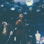 Young Fathers // Bowery Ballroom photographed by Chad Kamenshine