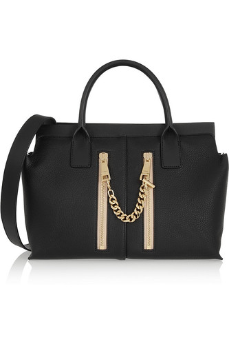 Daisybutter - UK Style and Fashion Blog: Chloe Cate tote bag