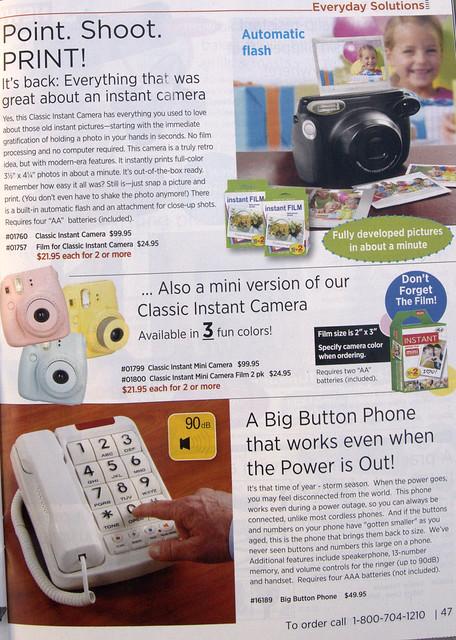 Classic Instant Camera