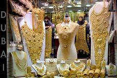 Dubai 黃金市集
