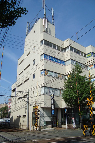 2014/05 叡山電車 修学院駅 #03