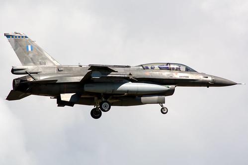99-1618 Hellenic Air Force F-16D Block 52 @ AVB