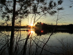 Beltaine Sunset