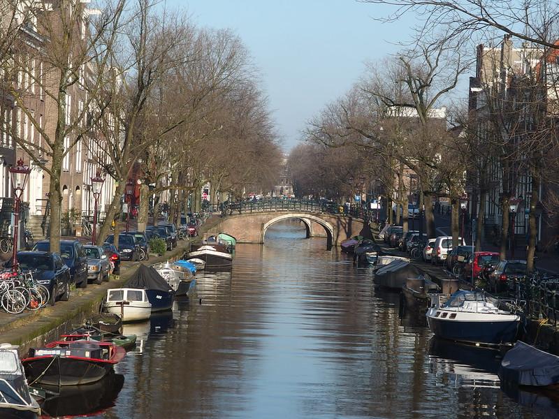 Canal @ Amsterdam