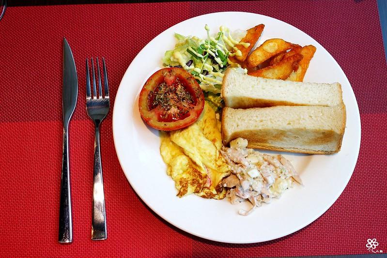 板橋早午餐推薦幸福這裡 (12)