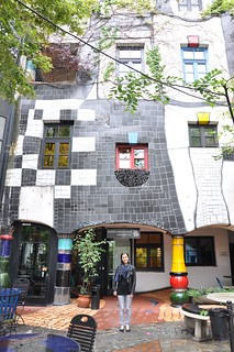 Hundertwasser in Vienna