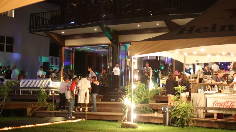 Belizez Electronic Music Weekend 2015, Placencia