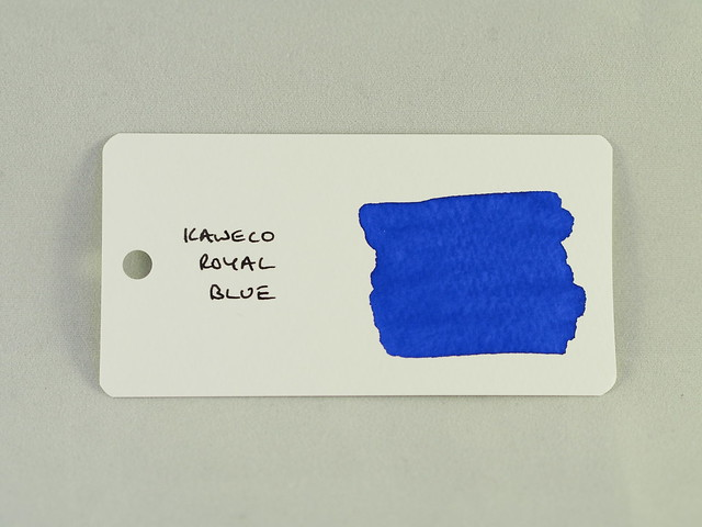 Kaweco Royal Blue - Word Card
