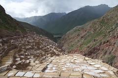 Inka Salt Pans