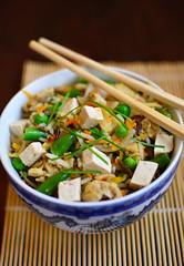 Pan-Asian fried rice