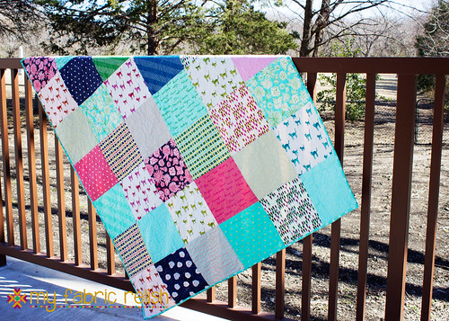 Emmy Grace, Baby Boy, and Grace Quilts