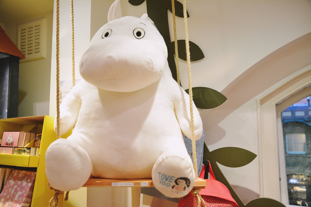 Giant Moomin