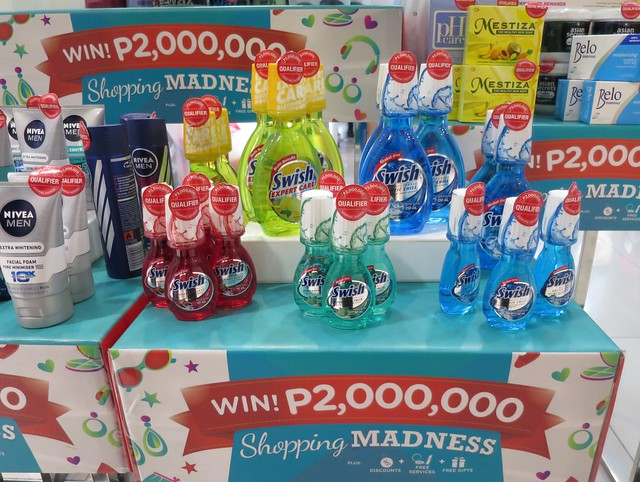 Watsons win 2 million promo