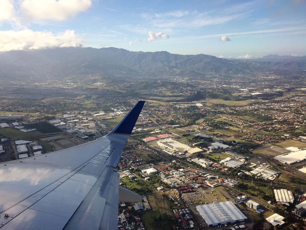 San Jose from the Air