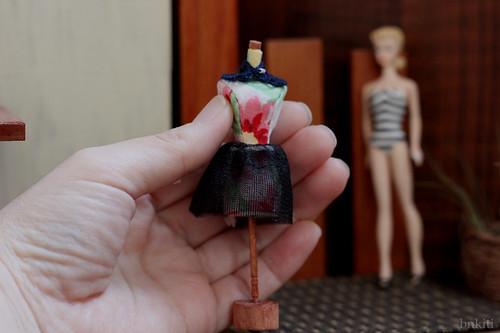 handsewn miniature mannequin #2