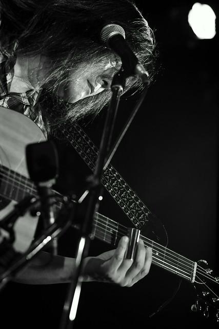 O.E. Gallagher live at Outbreak, Tokyo, 15 Feb 2015. 381