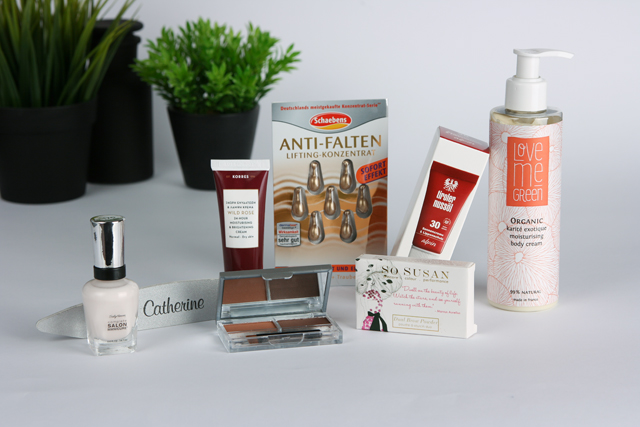 Gala Beauty Box Januar