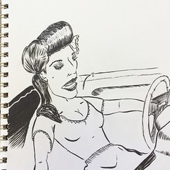 artwork, line art, sketch, figure drawing, drawing, cartoon, illustration,