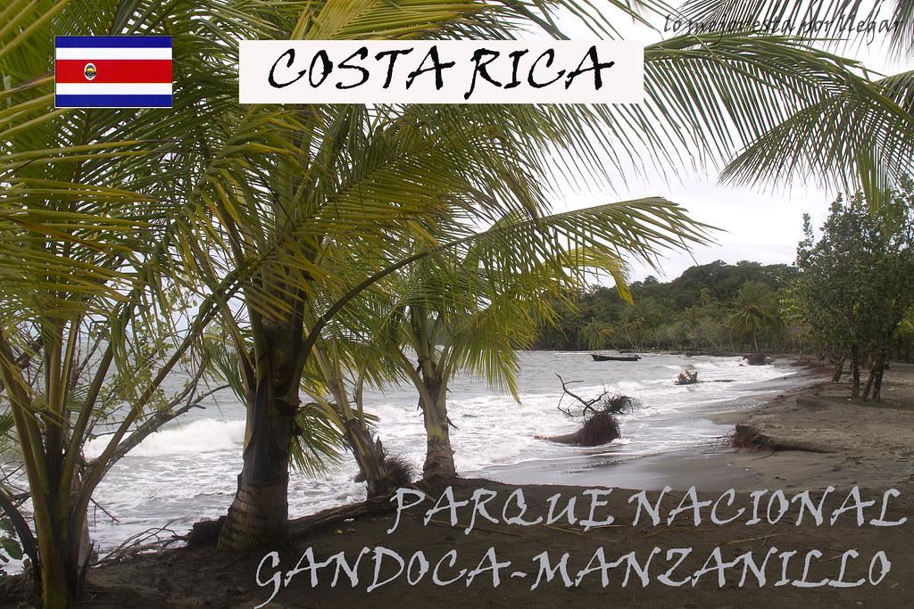 Visita A La Reserva Gandoca-Manzanillo