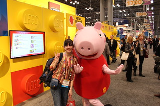 More NYC Fun/Toy Fair Craziness