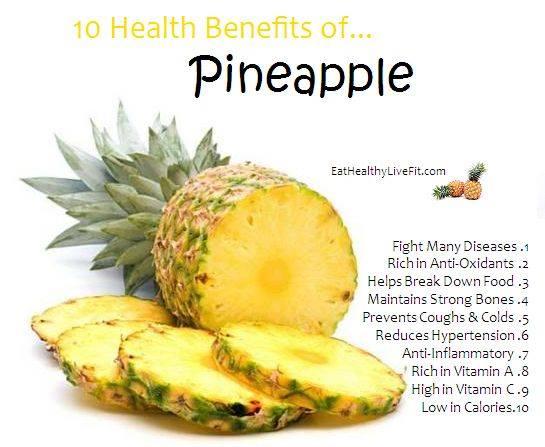 24. Pineapple